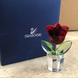 Swarovski flower crystal